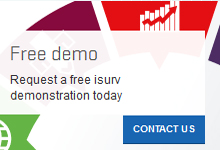 Request a free isurv demonstration today